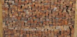 Caibros de Maçaranduba
