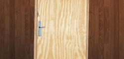 Porta Laminada de Pinus